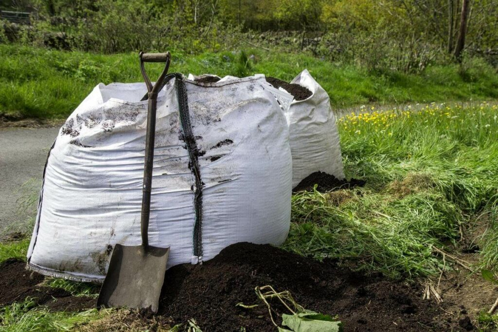 What about Bagged Compost?