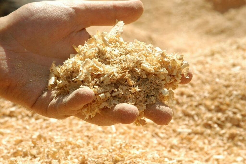 Add brown materials like sawdust in your compost tumbler