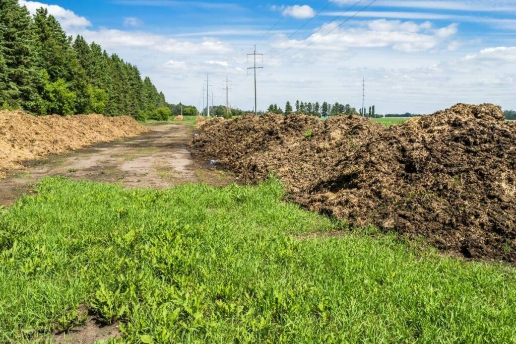Aerated turned windrow composting guide