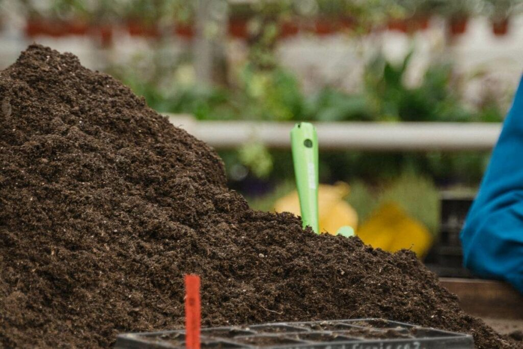Perfect compost thickness