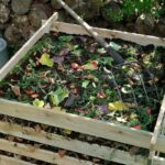 Greens and browns ration compost