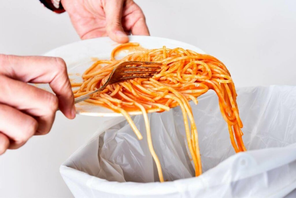 Full guide on pasta composting