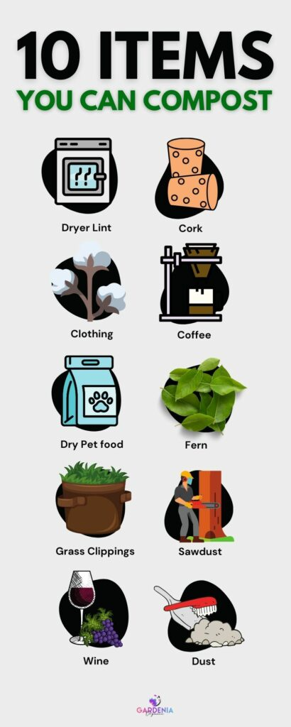 Best things for composting